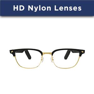elite audio frames with blue cut lens