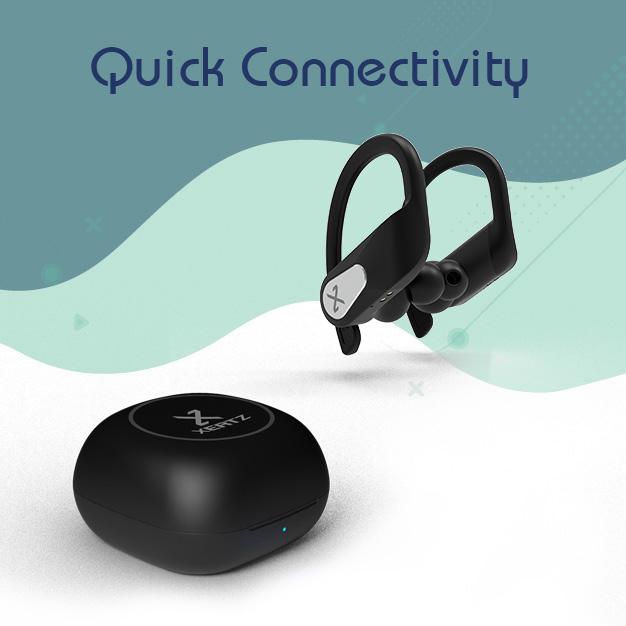tws quick connectivity