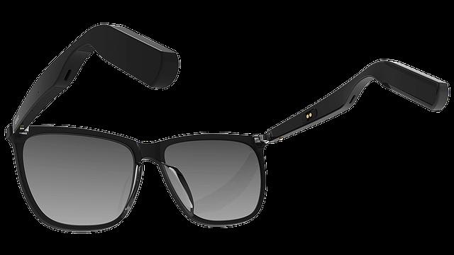 directional speakers in audio sunglasses